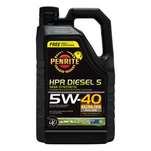 HPR DIESEL 5 5W-40 (Semi Syn.)
