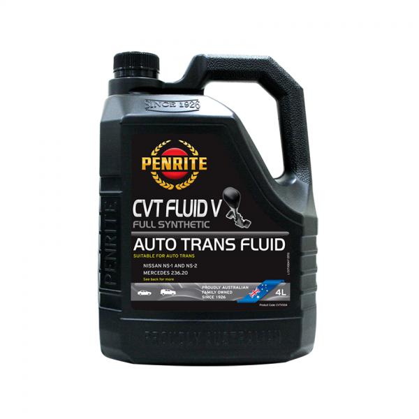 CVT FLUID V (Full Syn.)