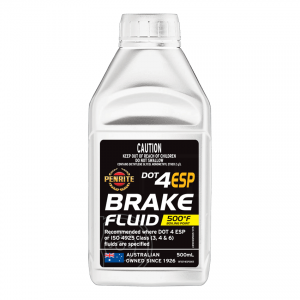 BRAKE FLUID DOT 4 ESP