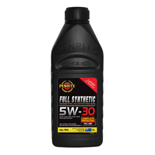 FULL SYNTHETIC 5W-30