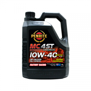 MC4-ST 10W-40 (100% PAO ESTER)