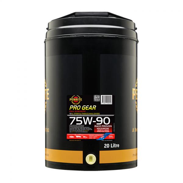 PRO GEAR 75W-90 (Full Syn.)